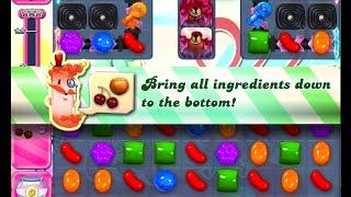 Candy Crush Saga Level 1130 walkthrough (no boosters)