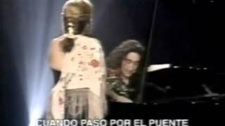 Rocío Jurado - Sevilla y popurrí de sevillanas a piano (Directo con Arturo Pareja Obregón)
