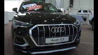 2019 New Audi Q3 Exterior