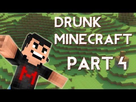 Drunk Minecraft #4 | ZOMBIE-PIRATES