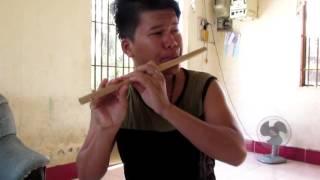 Phận Tơ Tằm (sáo trúc live) - Sáo Trúc Thành Lộc