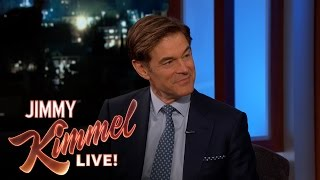 dr oz on being up against daughter for an emmy