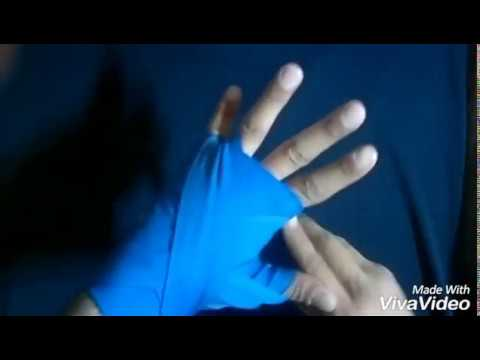 how to make a homemade boxing speed bag
