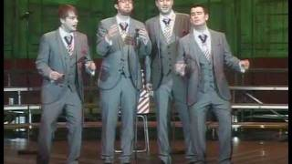The Great British Barbershop Boys - Evolution of Song YouTube Videos