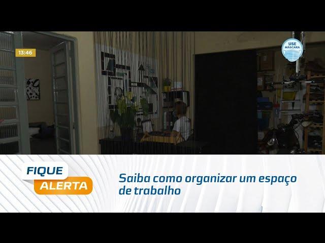 Home Office: Saiba como organizar um espaço de trabalho