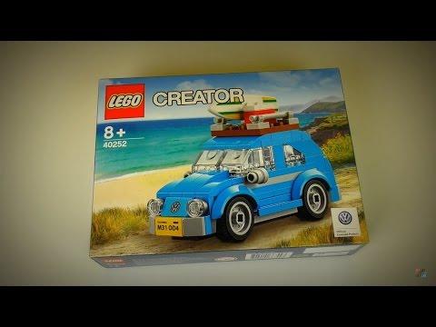 LEGO CREATOR Mini Volkswagen Beetle / RECENZJA