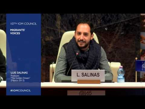 Migrants' voices at the 107th IOM Council