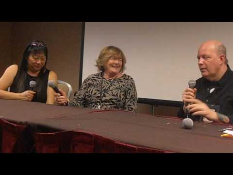Freda Kelly & May Pang Q&A 3 of 4