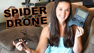 Spider Drone Review - Cheap 5.8GHz FPV - GTeng T901F - TheRcSaylors