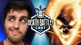 Ghost Rider VS Lobo Q&A | DEATH BATTLE Cast #141