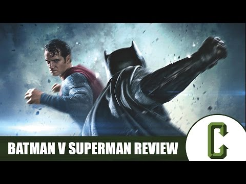 Batman V Superman Review (Non Spoilers) - Collider
