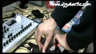 Lost Keys (korg Electribe Emx-1) by DJ Galactic