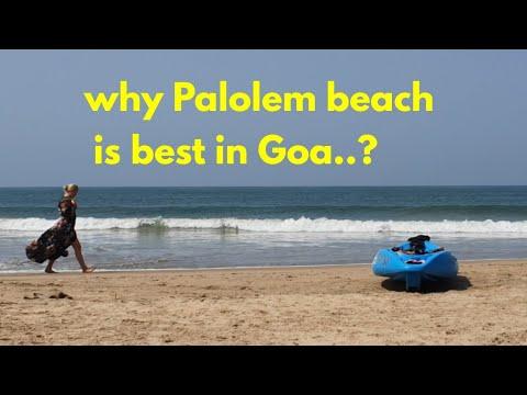 Most Sexy beach of Goa..पालोलेम गोआ बलॉग..।zip of Life.
