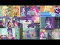 Equestria Girls Mini Series Season 1 (Compilation)