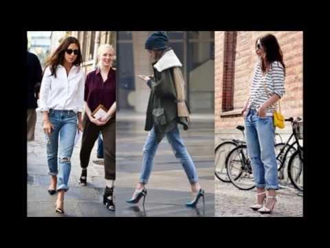 Мода и стиль С чем носить джинсовую рубашку советы и