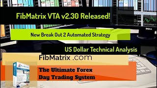 New Break Out Strategy! FibMatrix VTA v2.30 RELEASED! Automated Forex Trading Software NEW FEATURES