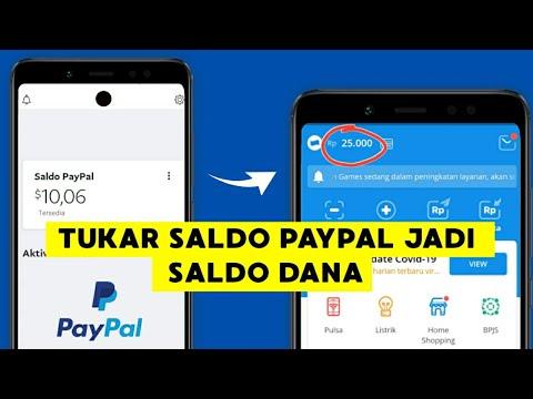 TopUpSaldoPaypal2020 Sedikit berbagi pengalaman cara melakukan topup paypal menggunakan Gopay. Untuk.