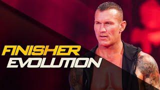 Randy Orton | Finisher Evolution (2001-2017)