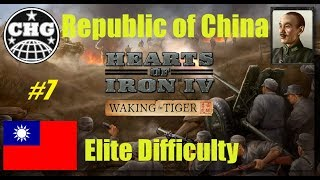 HOI4: Waking the Tiger - China #7 - Implementing Price Control