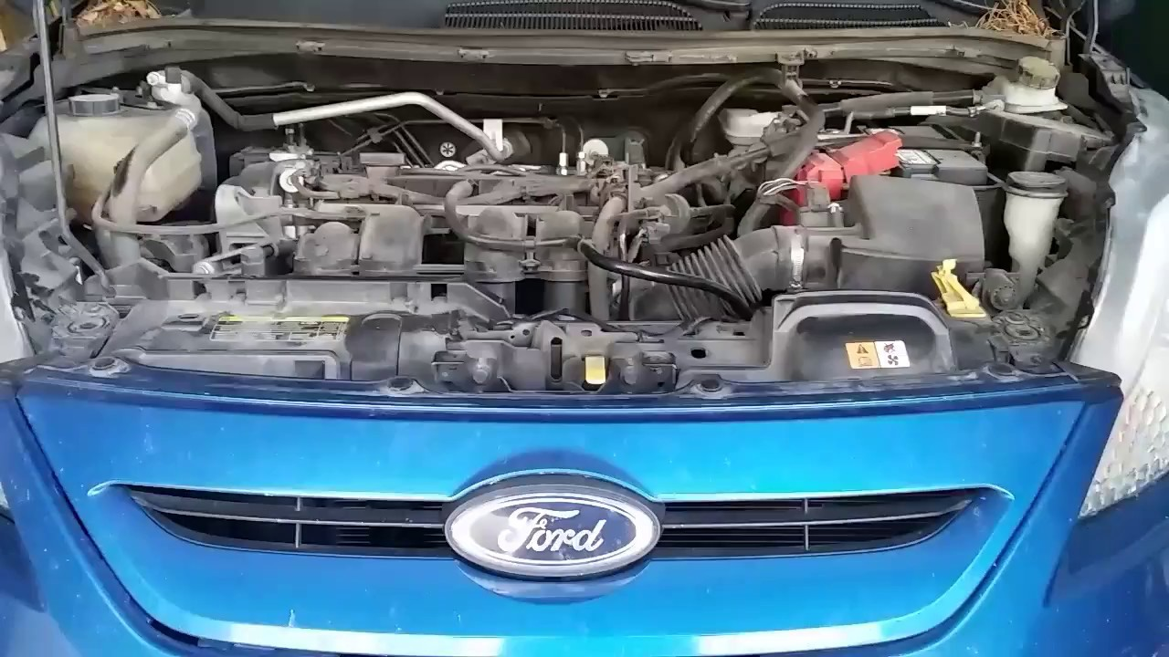 Ac Compressor 2002 Dodge Ram Stereo Wiring Diagram How To Fix Ford Fiesta When Stopped - Youtube