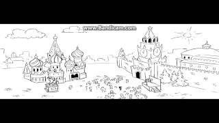 Три богатыря и Главбух в Кремли