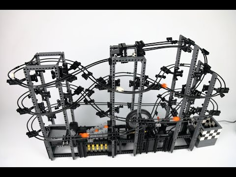 Ball Shooter Marble Run LEGO GBC