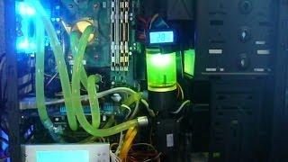 Компьютер с водяным охлаждением. СВО ПК(, 2014-05-13T00:39:06.000Z)