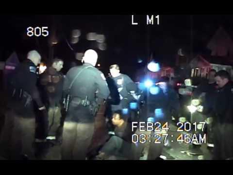 Davenport police traffic stop