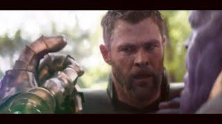 Avengers Infinity War Alternate Ending
