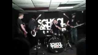 Rochester School Of Rock Drum Session With JP Gaster