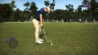 Tiger Woods PGA Tour 14 Career Mode Episode 1 ( Amateur Championship)