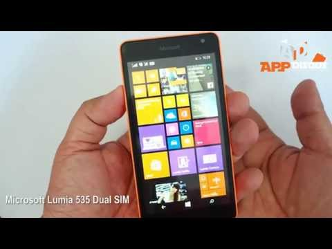 AppDisqus Review : รีวิว Microsoft Lumia 535 Dual SIM จอใหญ่ใจประหยัด