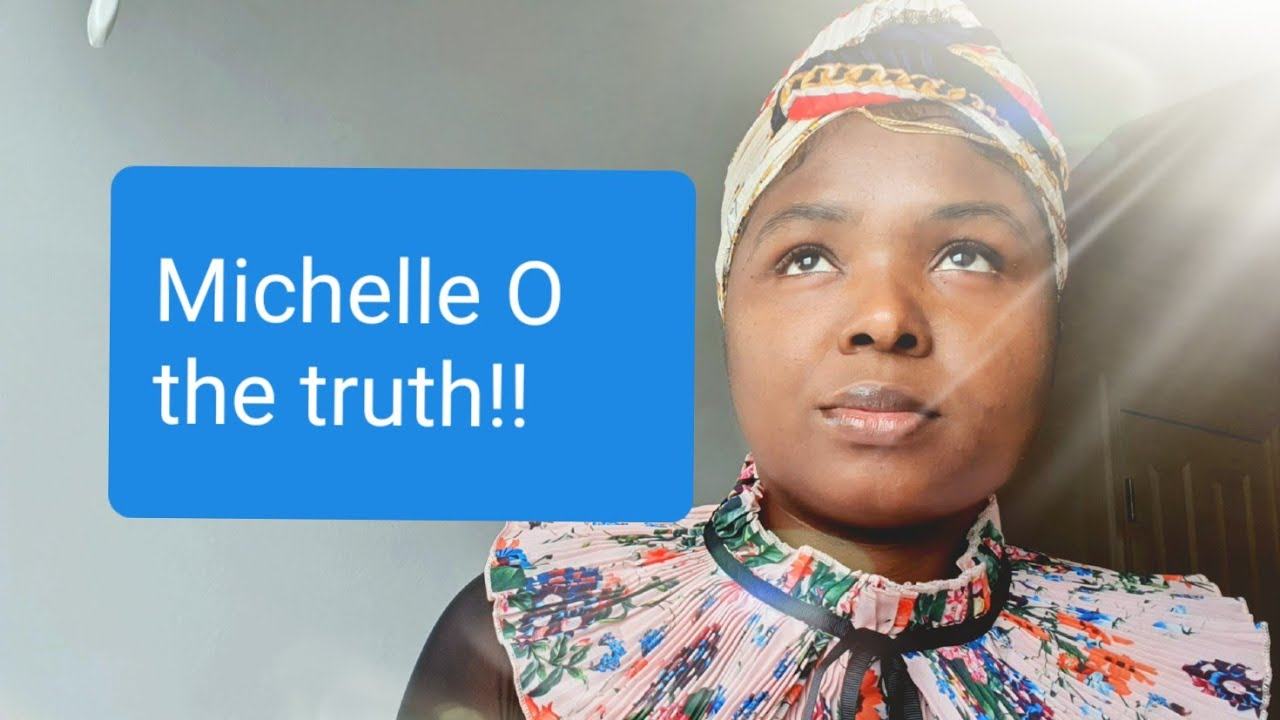 MICHELLE. O.!!! THE TRUTH (MUST WATCH AND SHARE)