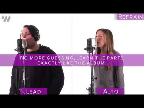 Download musik Halls Of Heaven - Jesus Culture - Vocal Tutorial Mp3