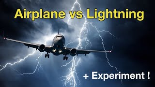 AIRPLANE vs LIGHTNING - Explained by CAPTAIN JOE