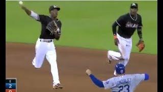 MLB Flashy Double Plays