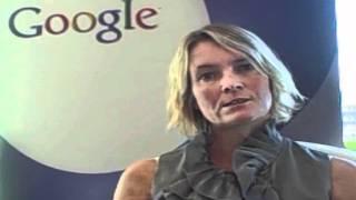 Google's Sarah Speake on partnering with the Cherie Blair Foundation for Women