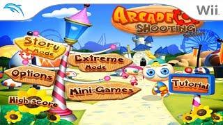 Arcade Shooting Gallery   Dolphin Emulator 5.0-8253 [1080p HD]   Nintendo Wii
