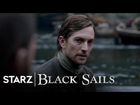 Black Sails | Season 4, Episode 10 Clip: Alive | STARZ