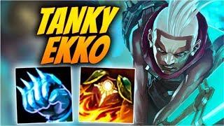 (trochę) Tank EKKO