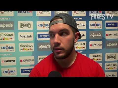 HCB vs Linz - Post match interviews