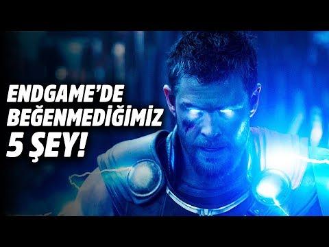 AVENGERS: ENDGAME -SPOILERSIZ- Film İncelemesi // Beğendiğimiz 8 Şey!