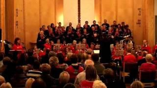 Gabriellas song  solist Ingeborg Aaserud feat. Dalen Blanda kor