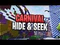 Fortnite Carnival Hide and Seek Map! - Fortnite Creative Mode Custom Map (Island Code)