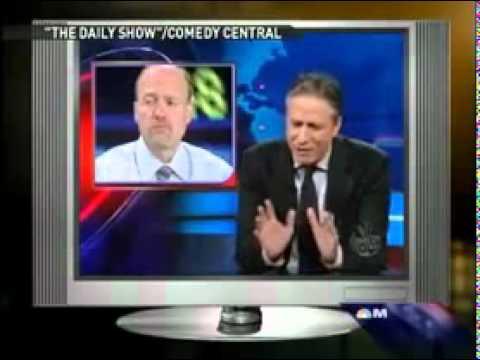 Comedian Makes Fun of Jim Cramer