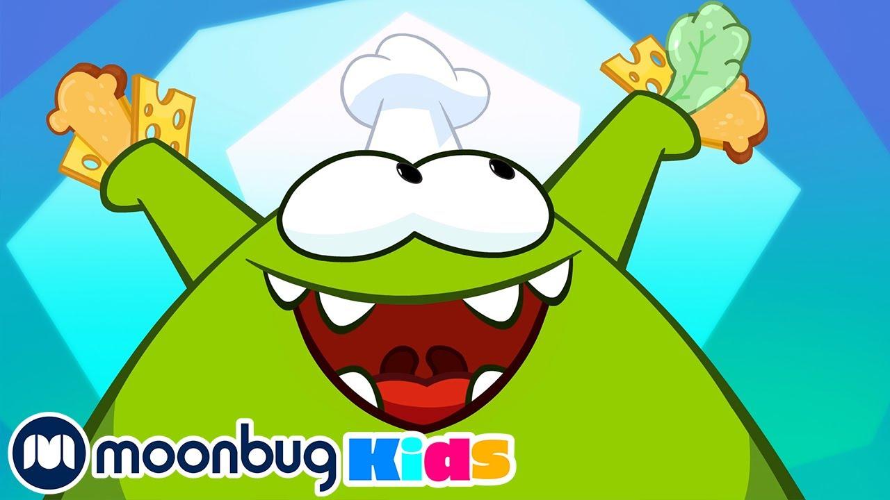 Om Nom Stories - Mega Meal! | Season 14 - Super-Noms (Cut The Rope) | Funny Cartoons for Kids