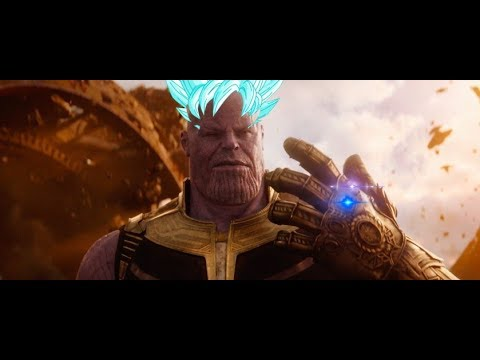 [HD] Avengers: Infinity War Trailer meme