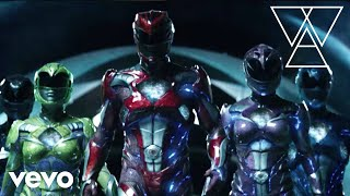 Cover images Welshly Arms - Legendary (Power Rangers Version)