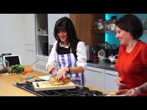 Emma Freud Cooks For Jack Monroe - BBC Good Food