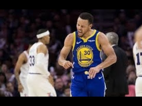 Golden State Warriors vs Philadelphia 76ers_NBA Highlights_(March 2nd 2019)